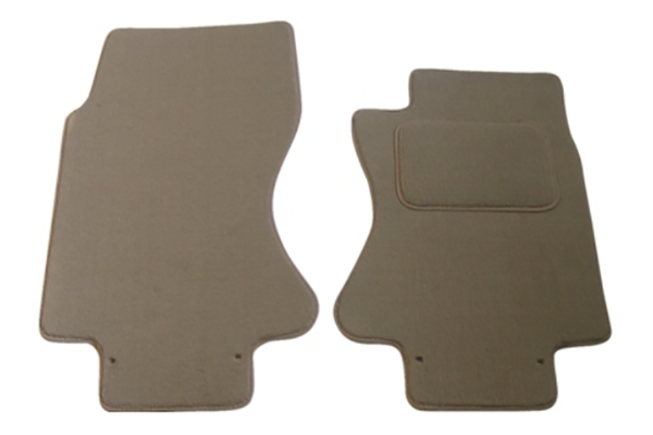 Jaguar S Type Interior Carpet Mats Pre 2002 Models - Right-Hand Drive